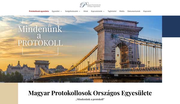 protokoll egyesület lánc híd